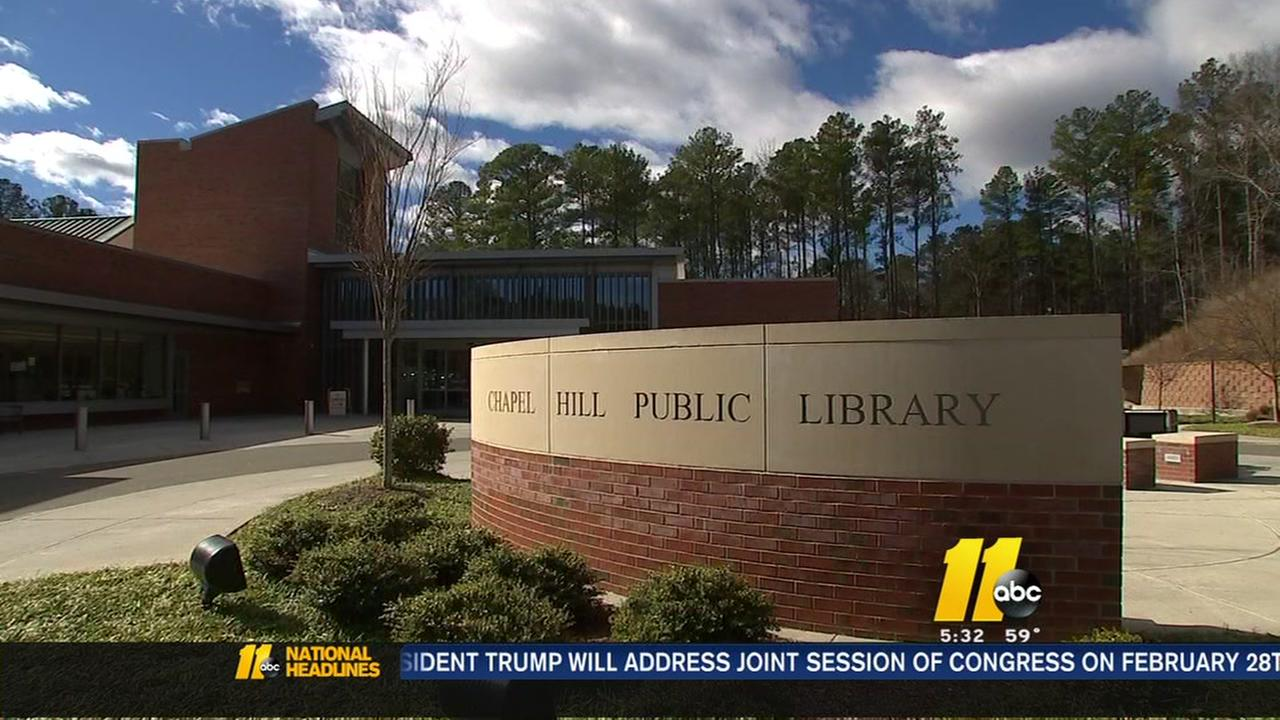 Chapel Hill Library rejects pornography filters