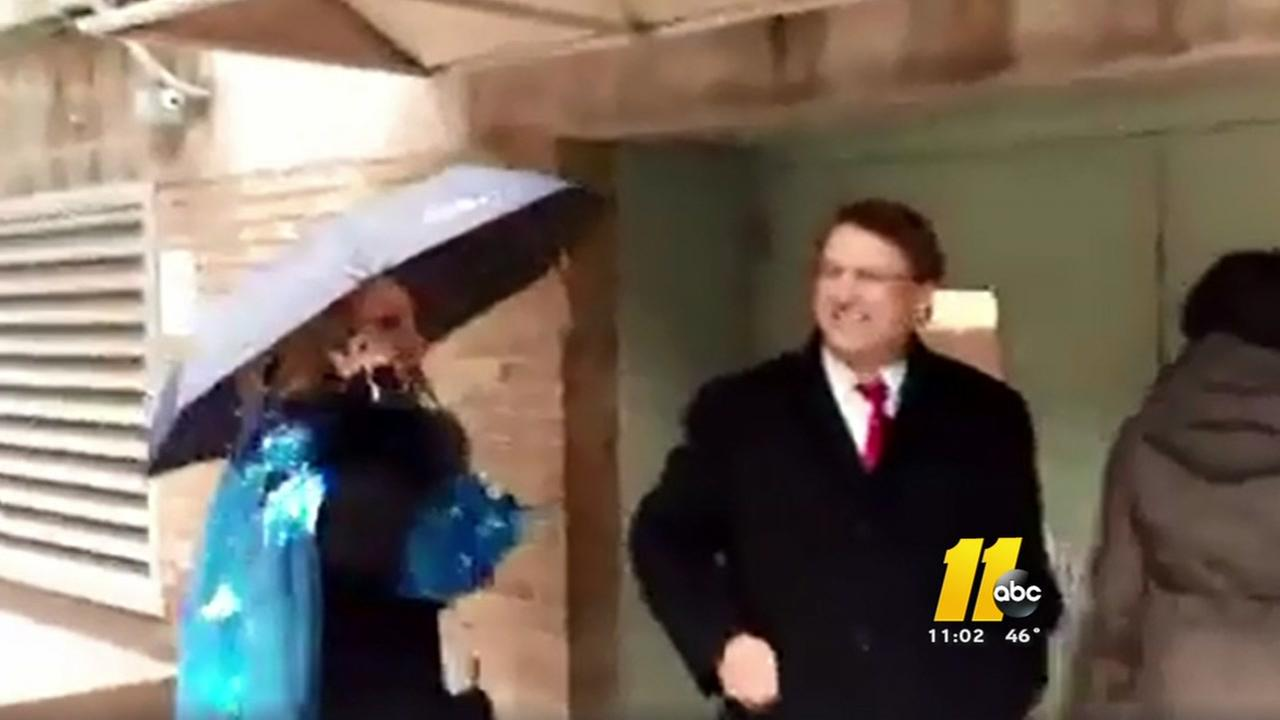 Viral video shaming former Gov. Pat McCrory could spur change in law