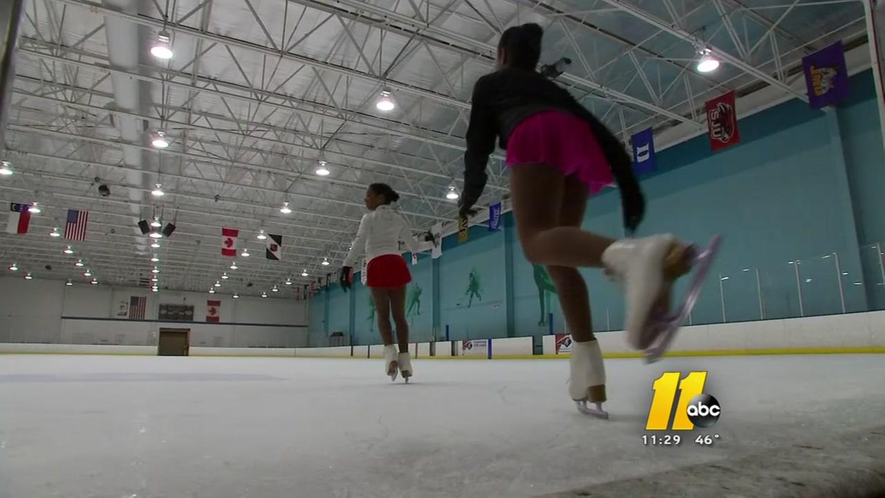 Talented twin skaters already winning honors