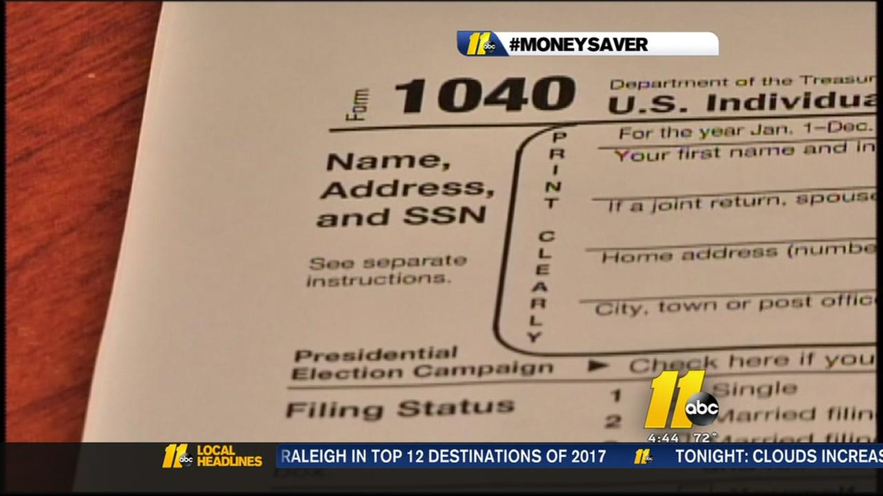 Help filing taxes offered in the Triangle