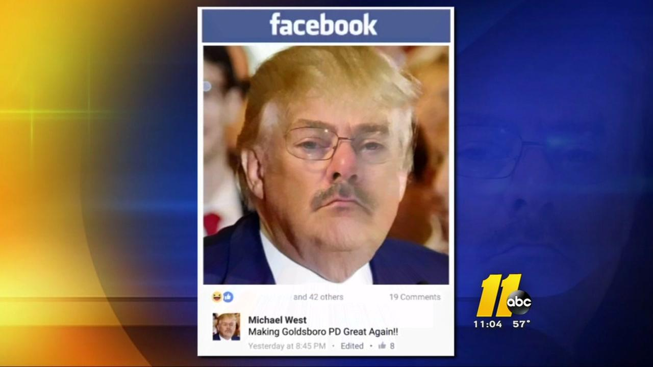 Police chiefs Trump Facebook post offensive to NAACP