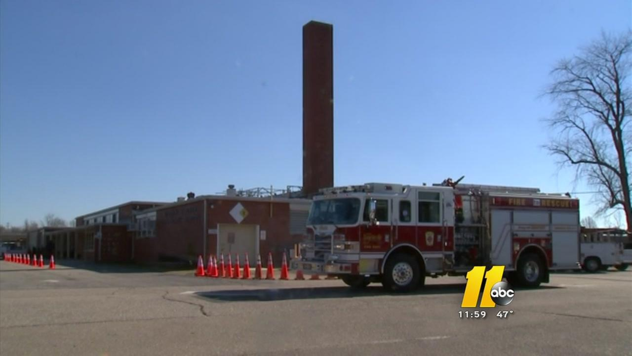 Gas leak at Fayetteville elementary school forces evacuation