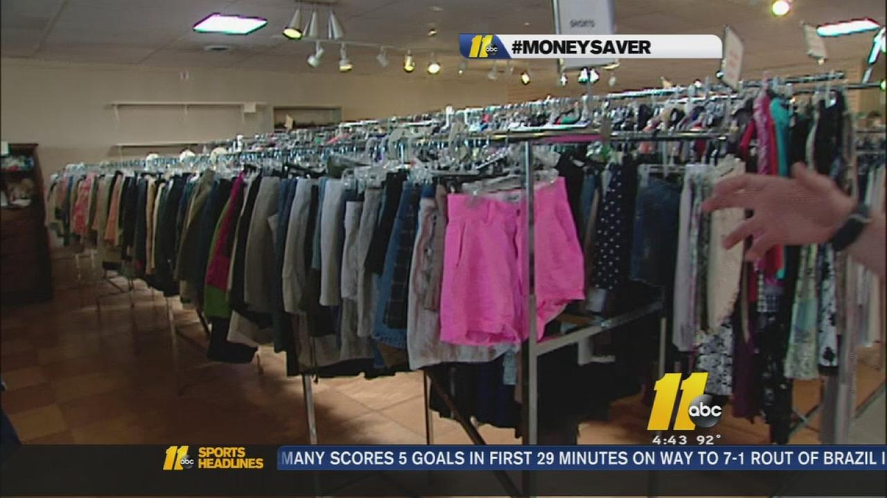 Thrift n Gift in Cary holds Dollar Days shopping