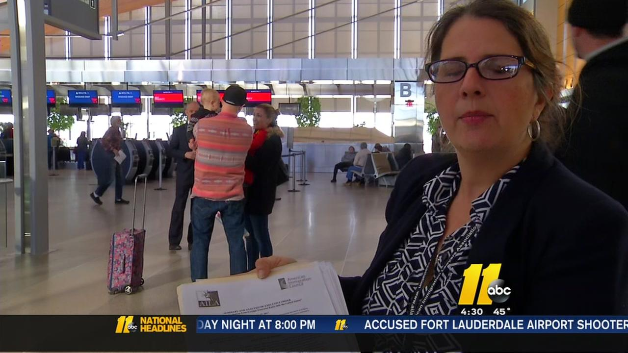 Local immigration attorneys ready to help at RDU