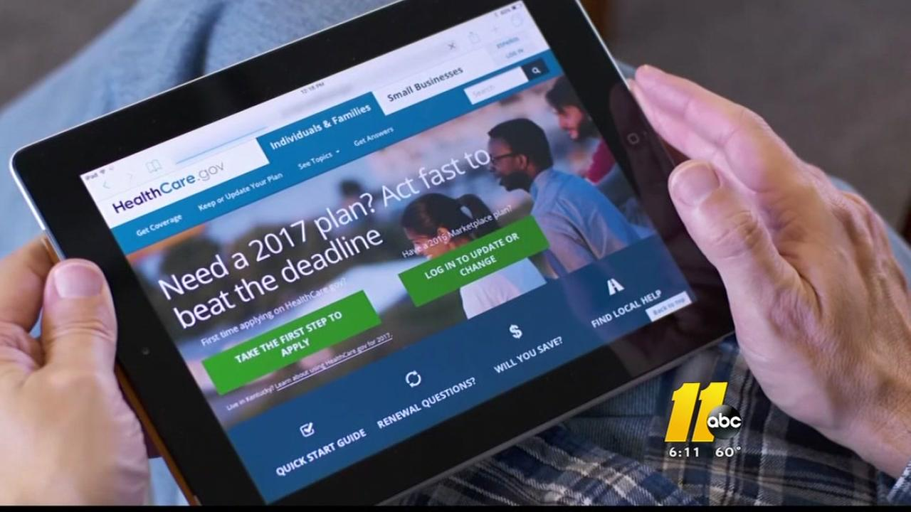 Open enrollment for health coverage ends at midnight