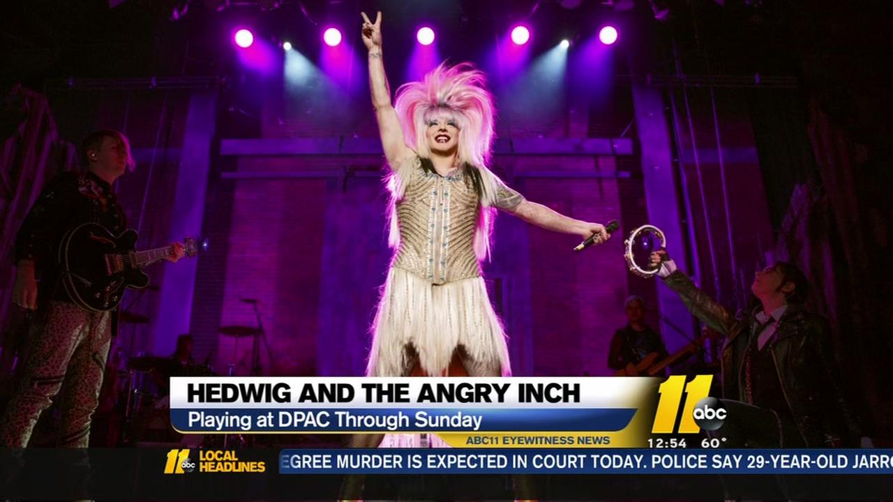 Hedwig and the Angry Inch at DPAC