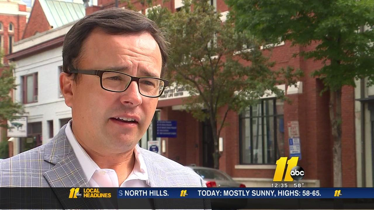 Downtown Raleigh Alliance president leaving