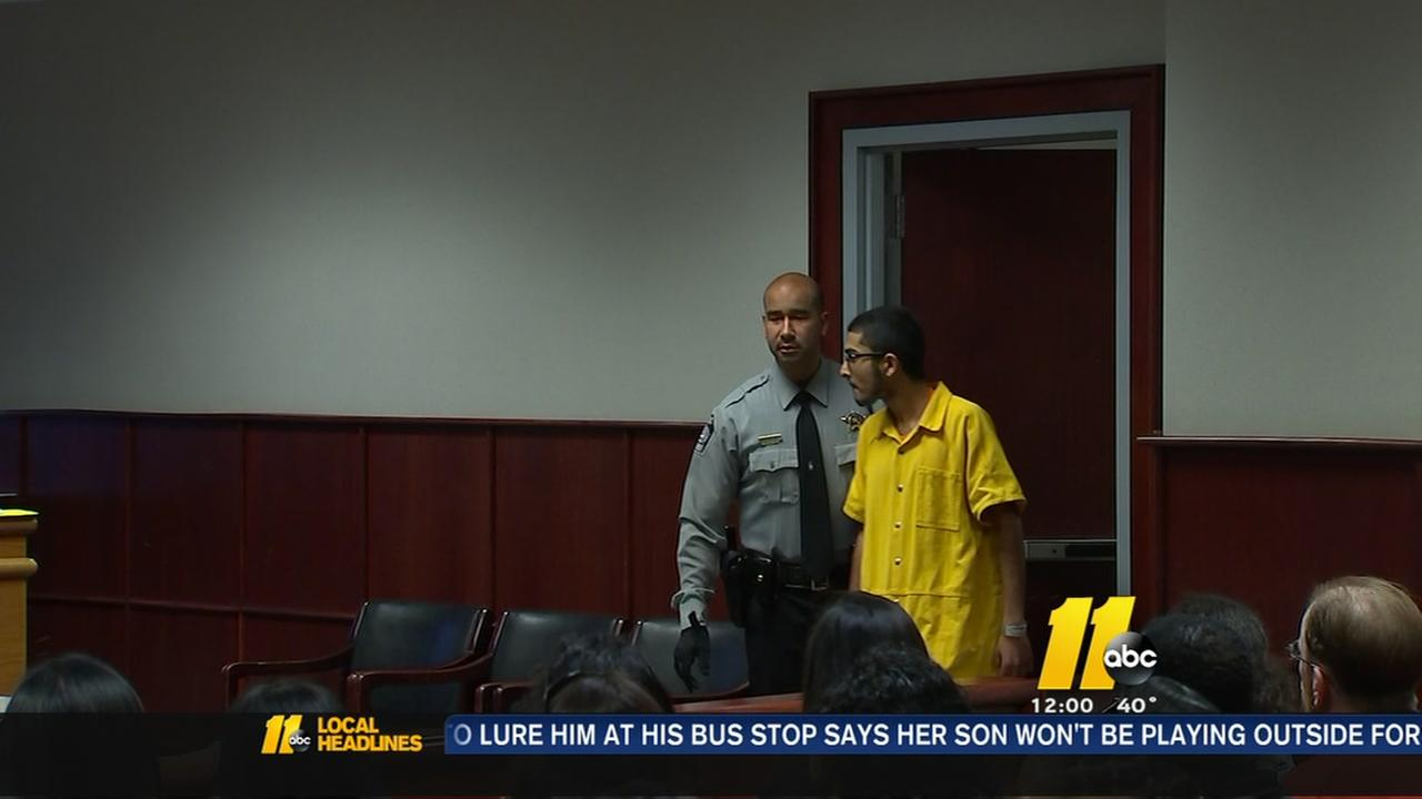 Protective order placed against man in Apex machete attack