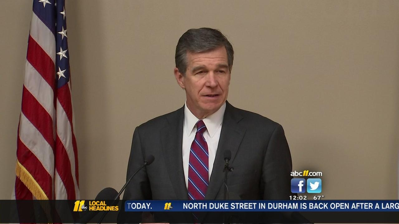 Cooper calls for repeal of HB2