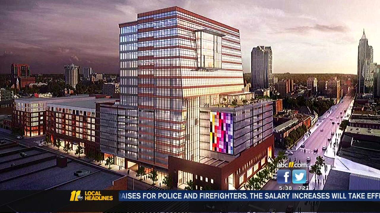 New vision for Raleighs Warehouse District