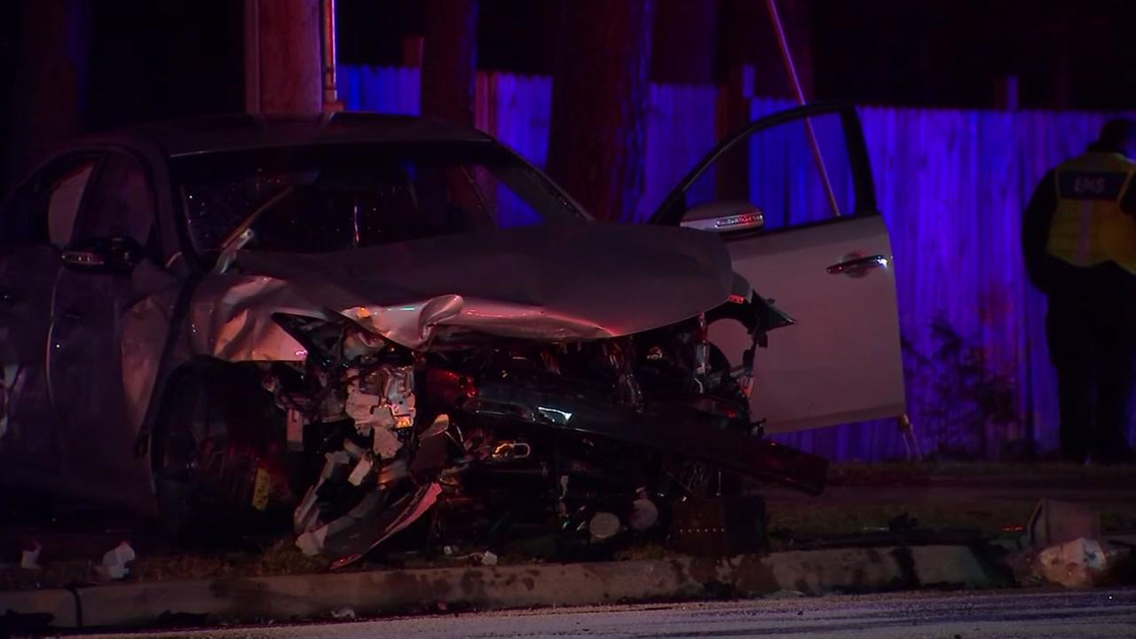 Multiple hurt in Raleigh crash