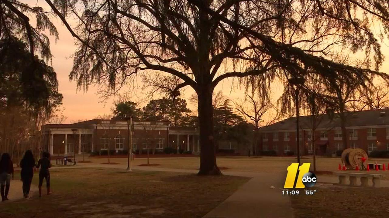 Campus on edge after armed robbery at Fayetteville State