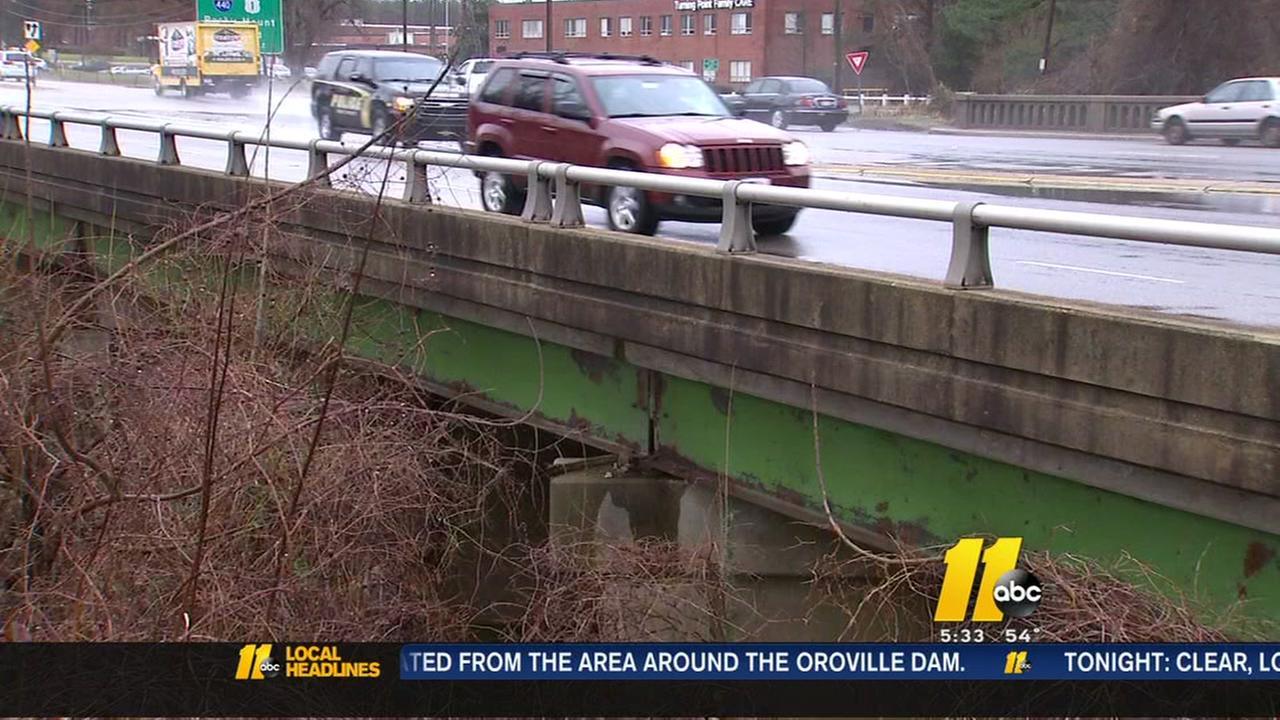 Thousands of NC bridges structurally deficient