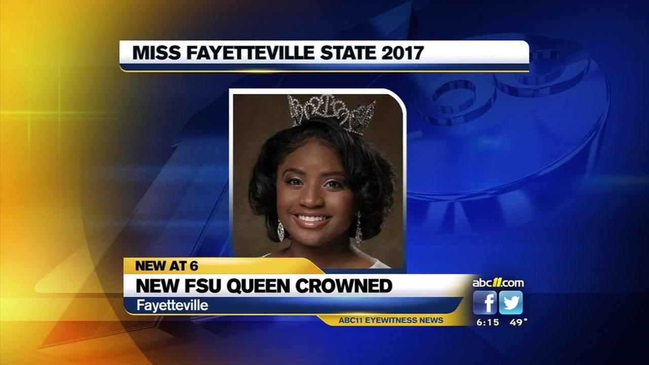 New FSU queen crowned