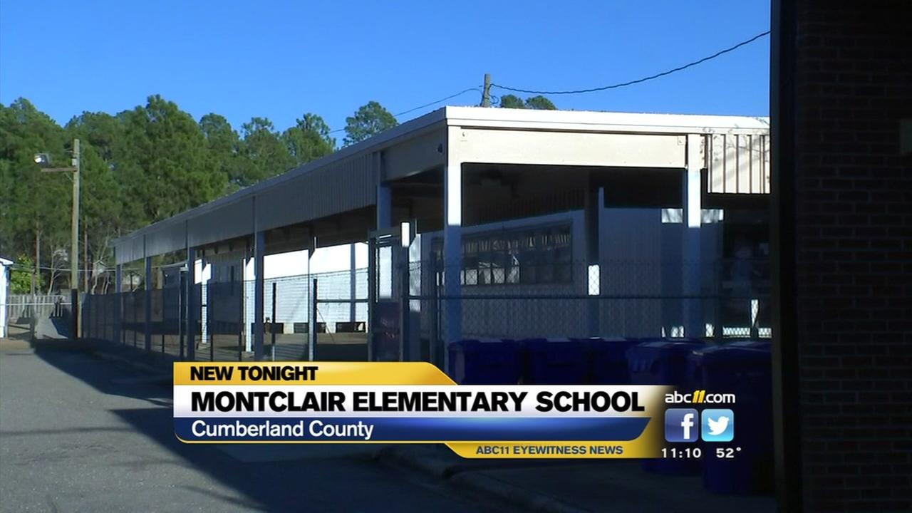 Lead found in Cumberland County school