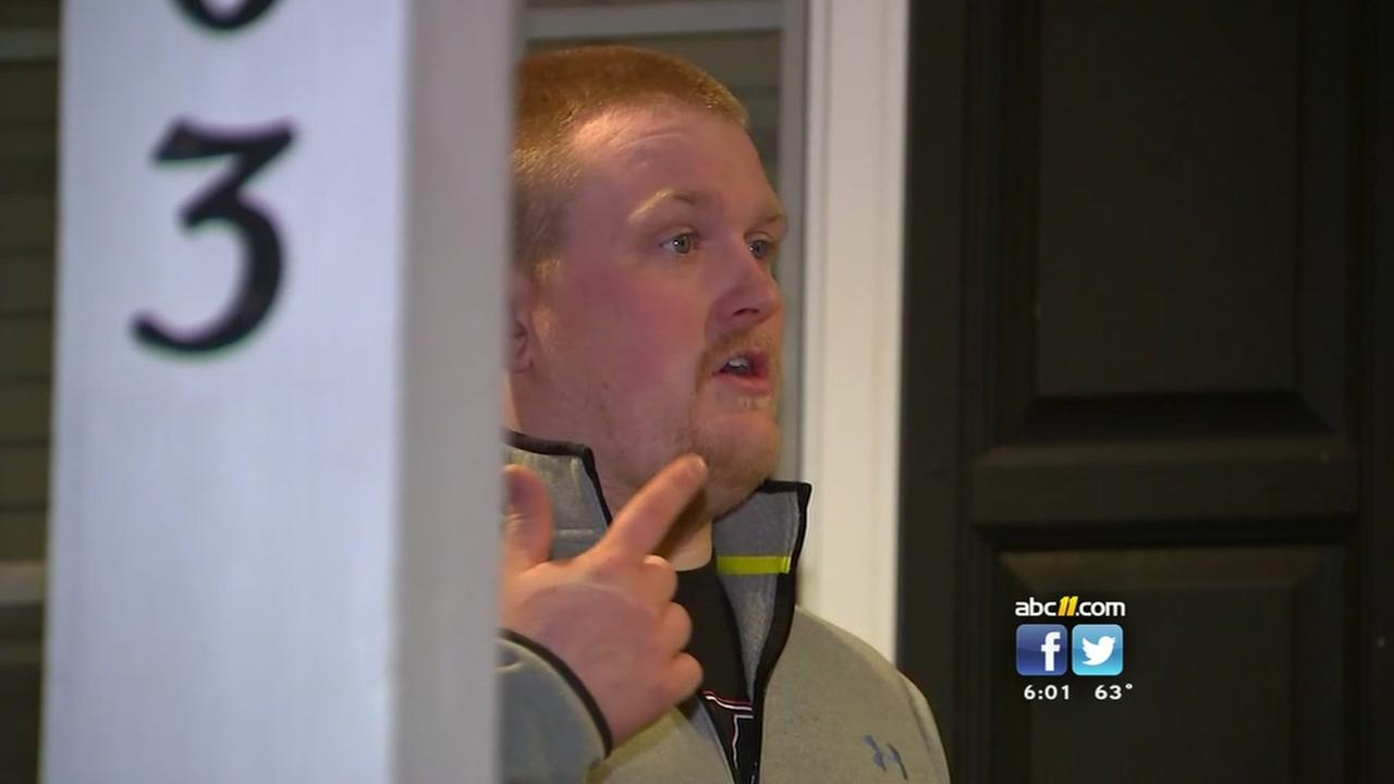 Neighbor witnessed deputies shoot armed suspect