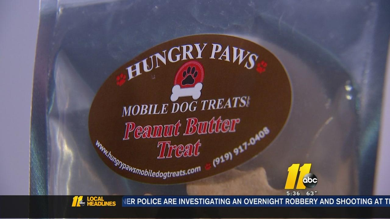 New food truck is just for dogs