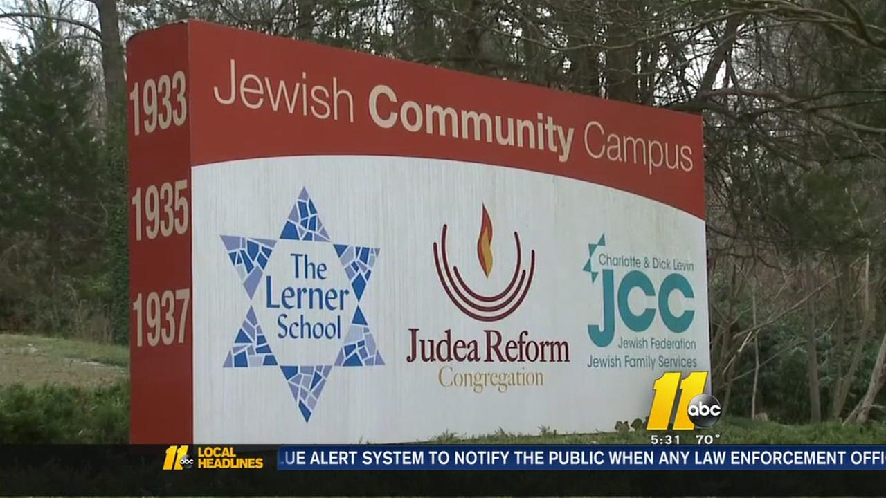Durham police investigate threat at Jewish school