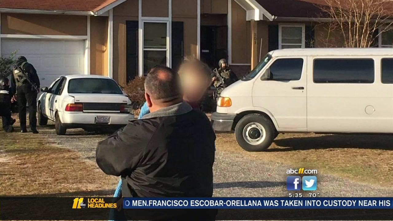 Hope Mills heroin raid