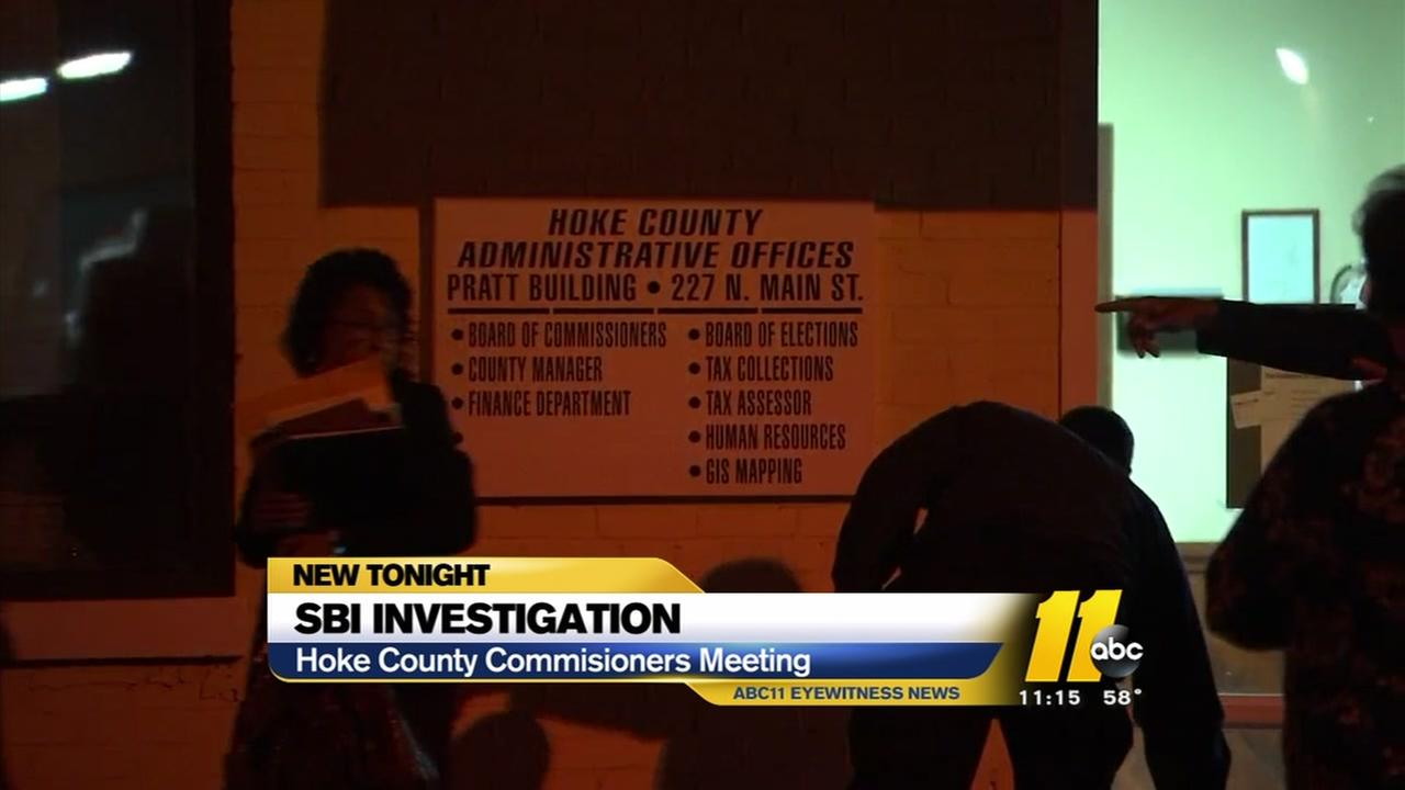 Hoke County rocked by SBI probe