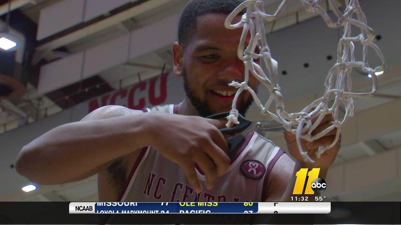 NCCU wins 3rd MEAC title in 4 years