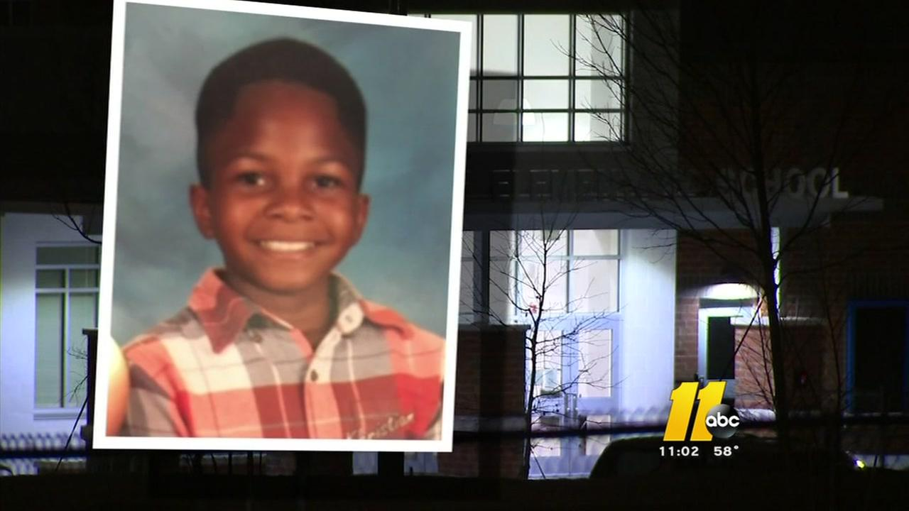 Search on for missing 10-year-old Cary boy