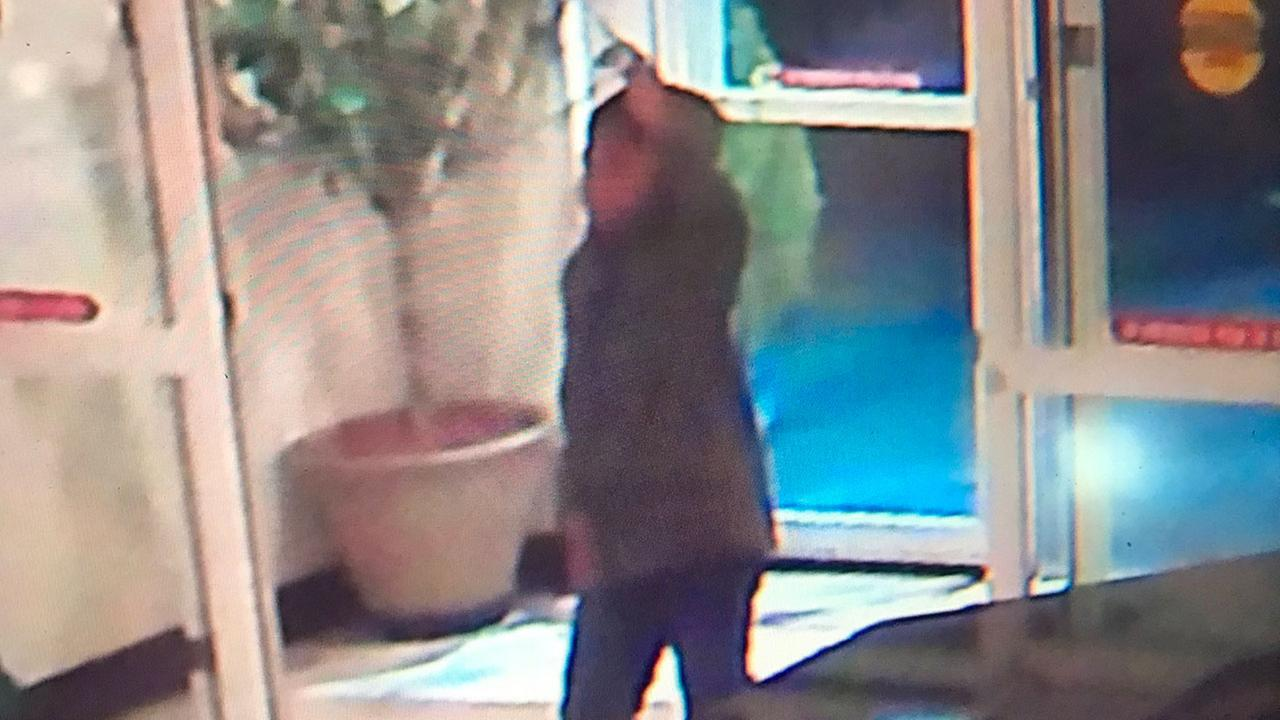 Surveillance video shows missing 10-year-old Khristian Joseph walking into Durham hotel