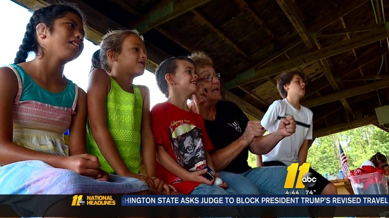 Website helps kids find perfect summer camp