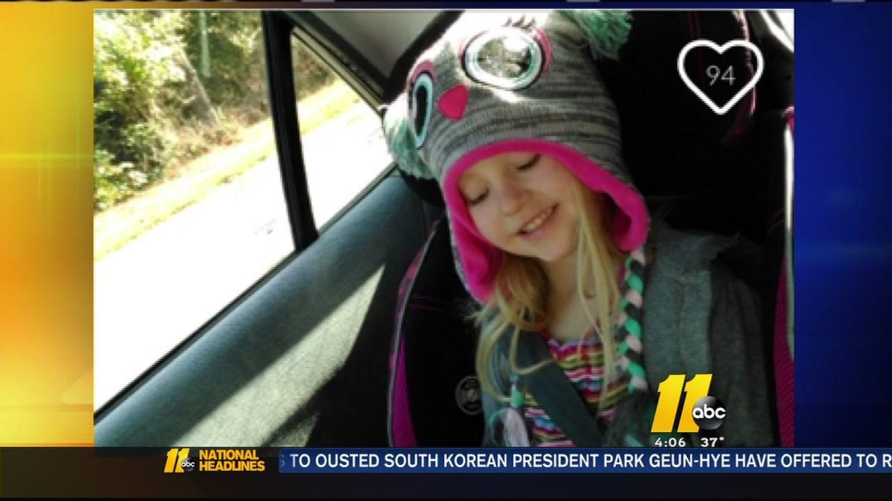 Girl, 5, killed in three-vehicle crash