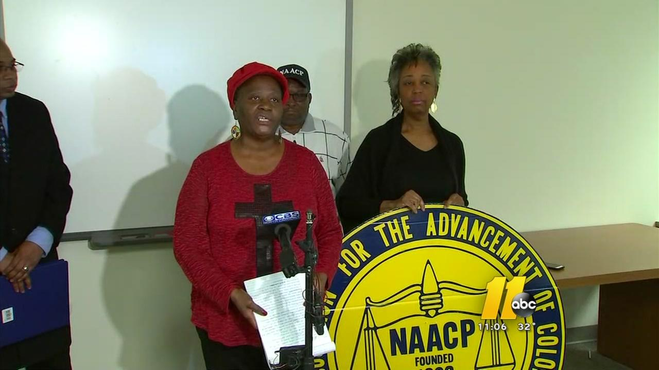 NAACP demands meeting with Wake Schools