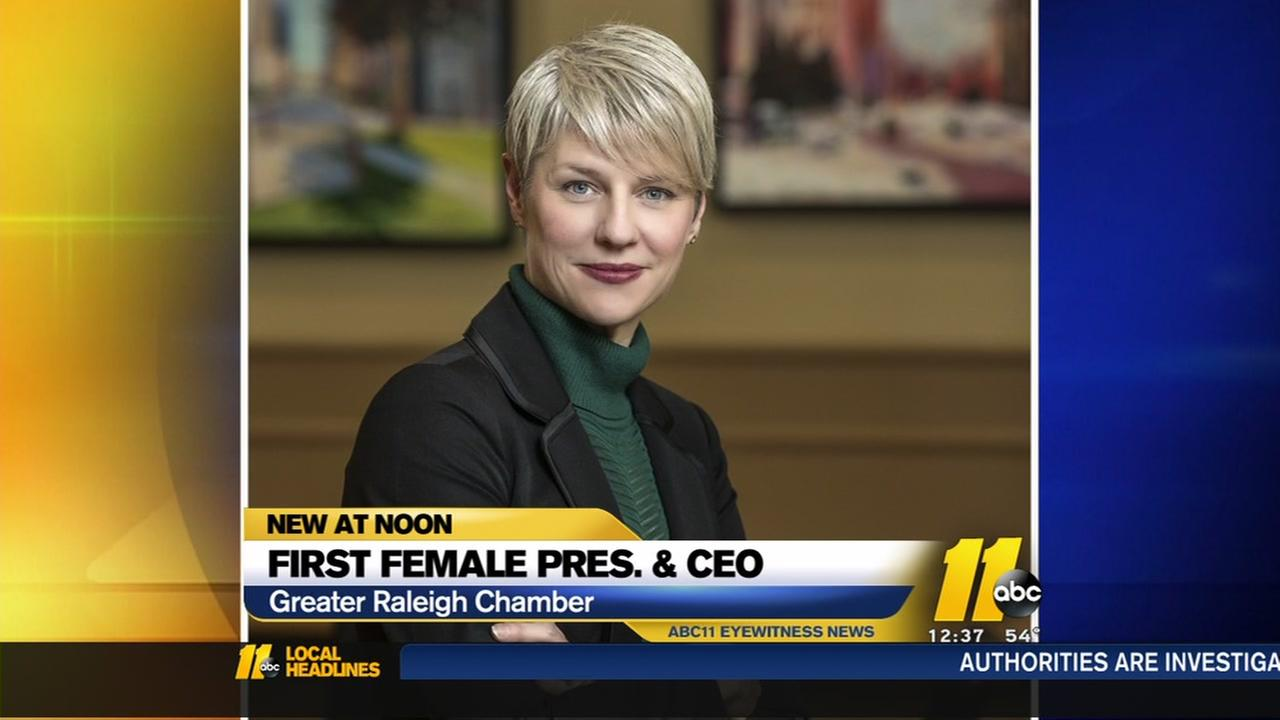 Greater Raleigh Chamber has new CEO