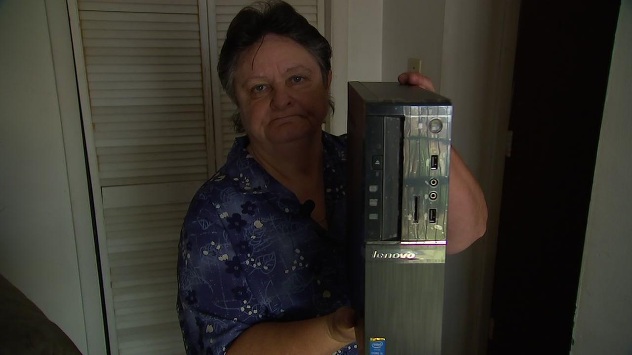 Troubleshooter helps woman who bought faulty computer