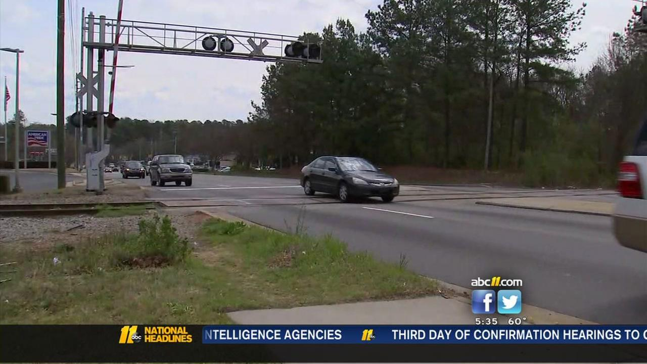 NCDOT plans to eliminate some railroad crossings