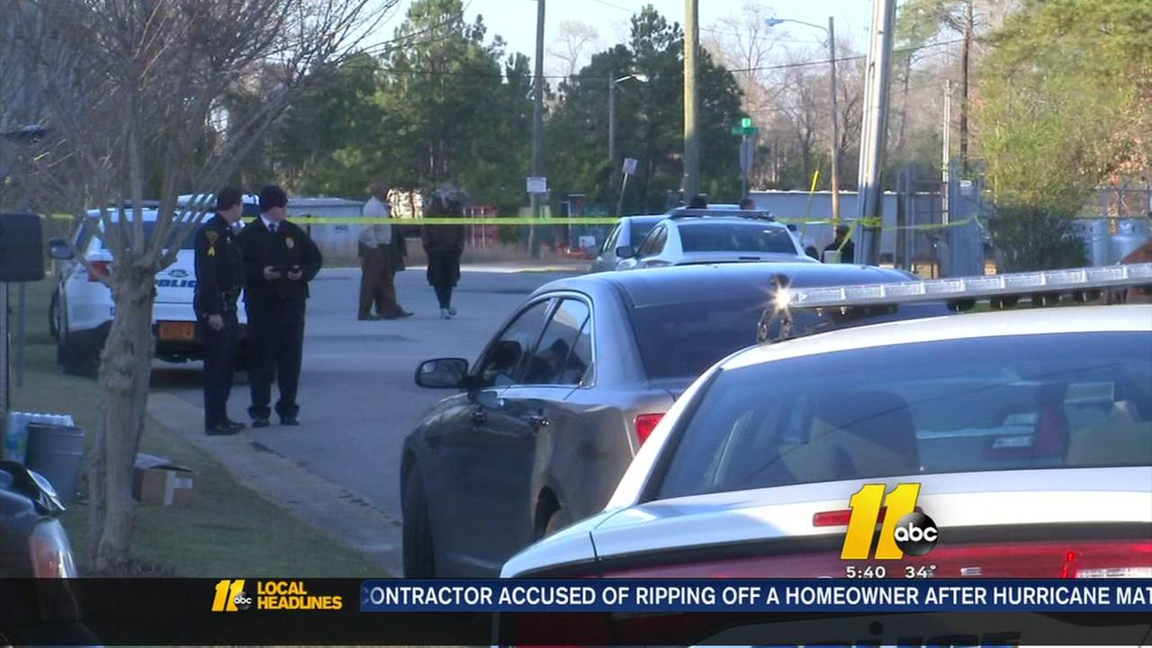 Fayetteville officer-involved shooting