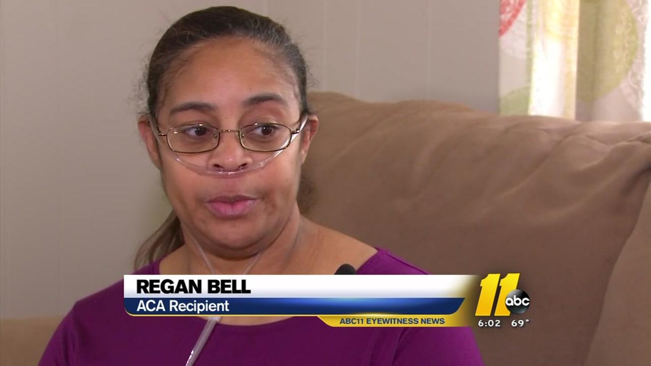 ACA recipient tells why she needs the coverage