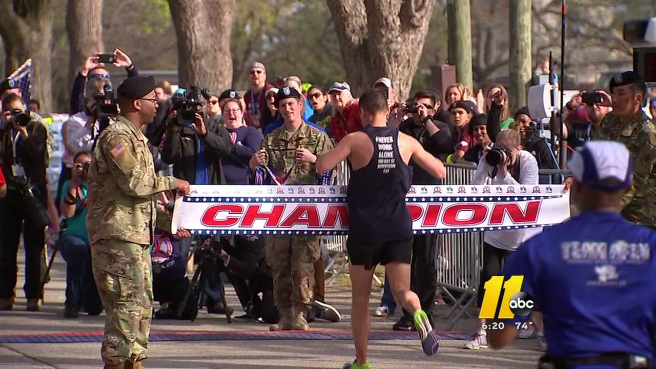 The All American Marathon returns to Fayetteville