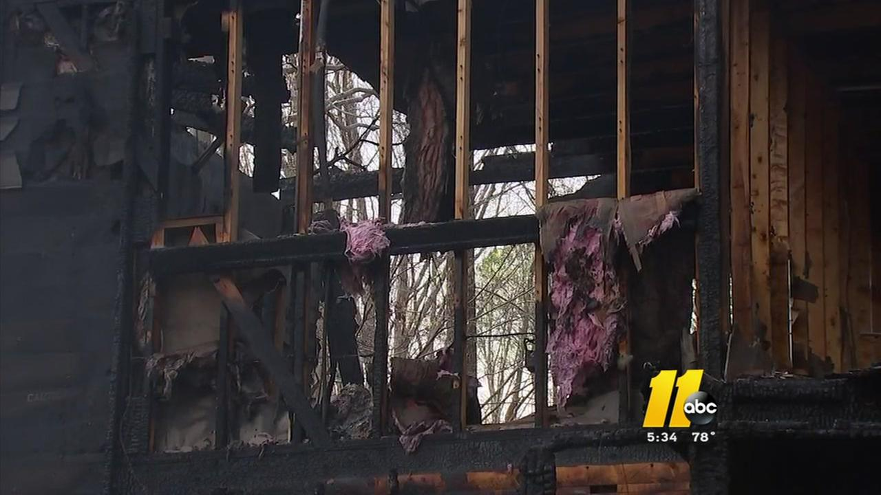 Dogs killed in home fire