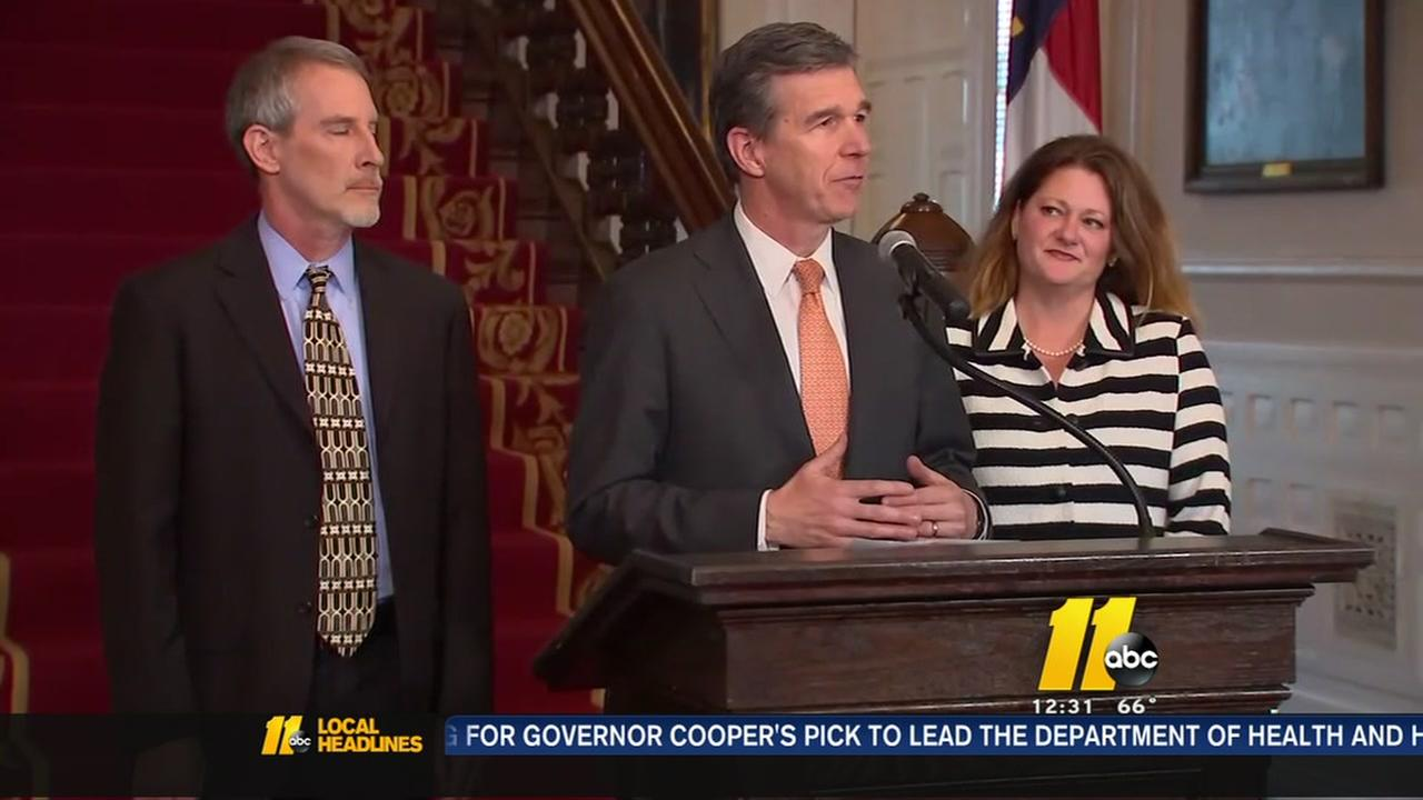 GOP leaders meet with Gov. Cooper over HB2 repeal talk
