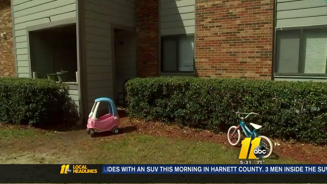 Garner residents facing eviction