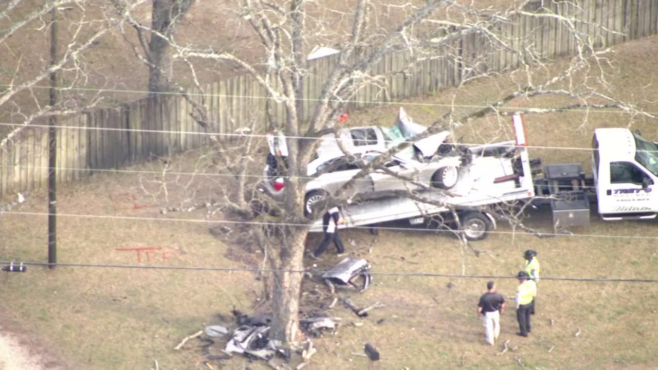 1 killed in Harnett County crash