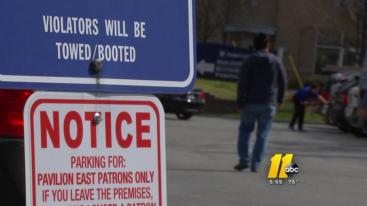Troubleshooter helps solve Durham parking mixup