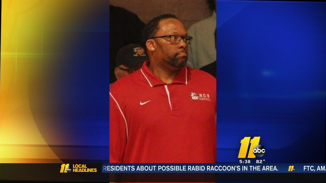 Roxboro coach, father of two injured in head-on crash