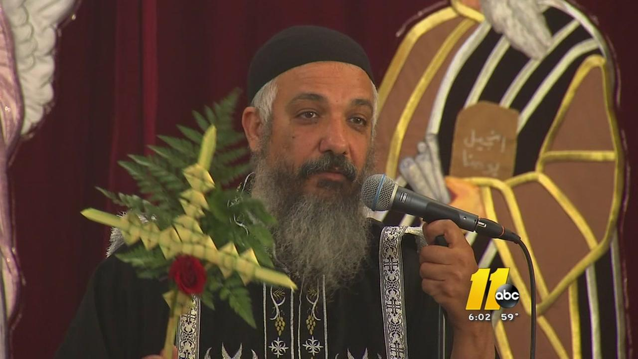Local Coptic church reacts to terror attack on Egypt