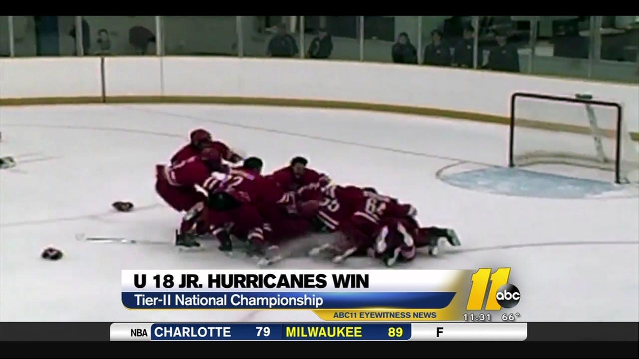 Jr. Hurricanes win national title