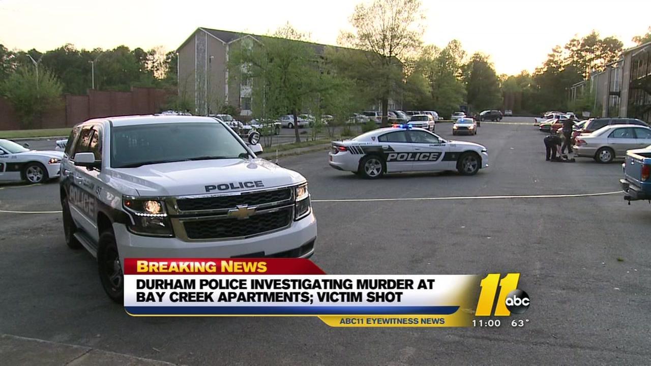 Durham man fatally shot