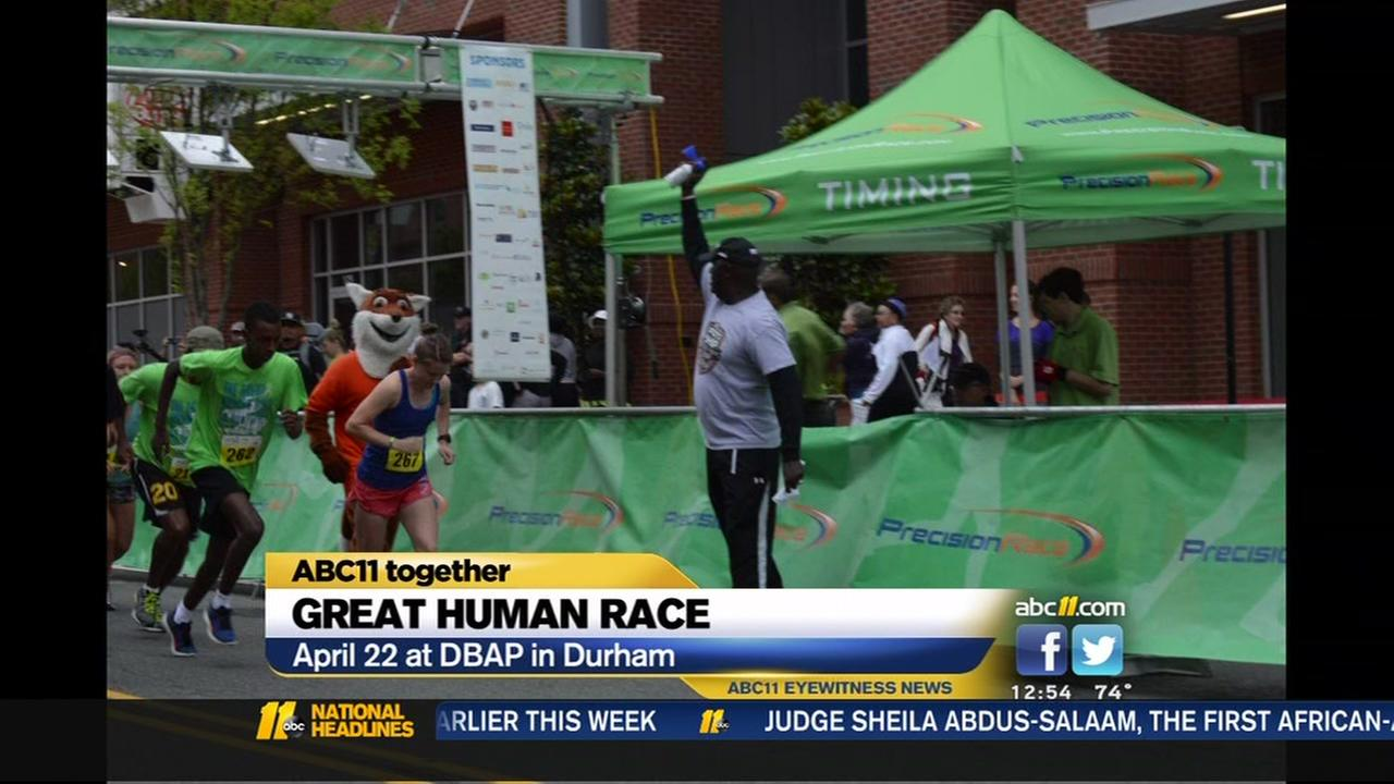 The Great Human Race raises funds for hundreds of nonprofits