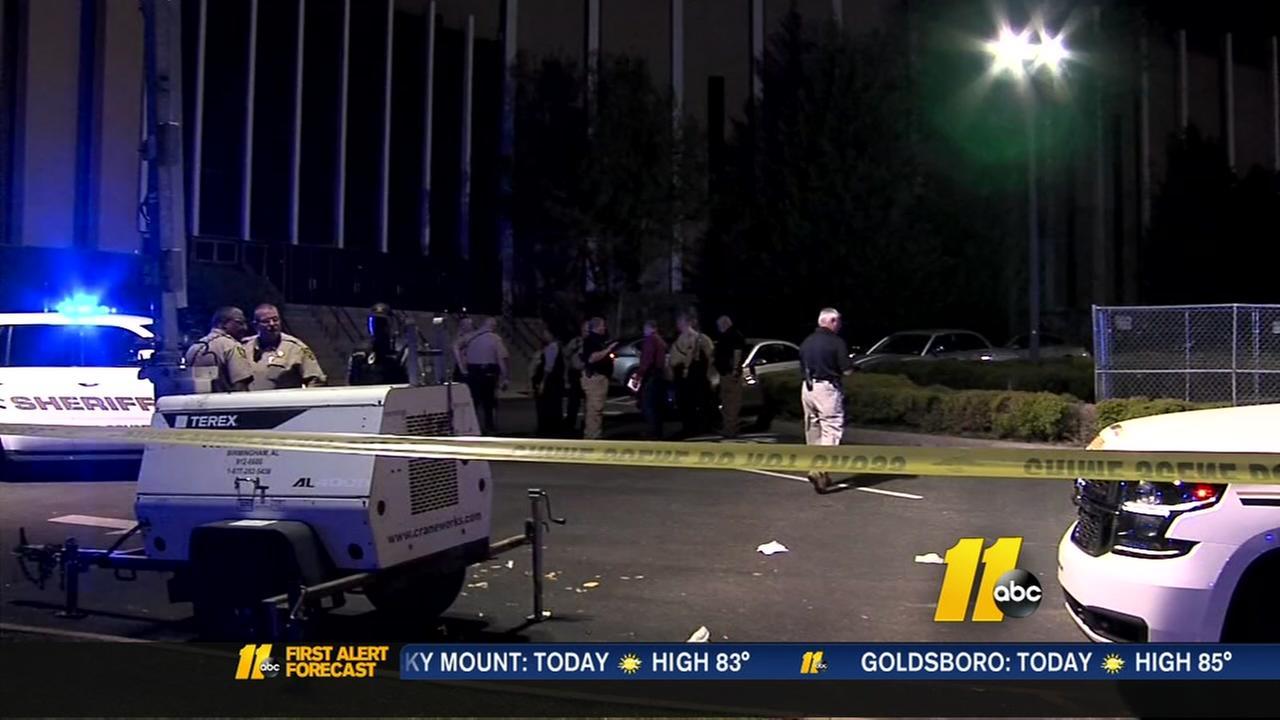 3 teens, 1 infant shot at Easter carnival