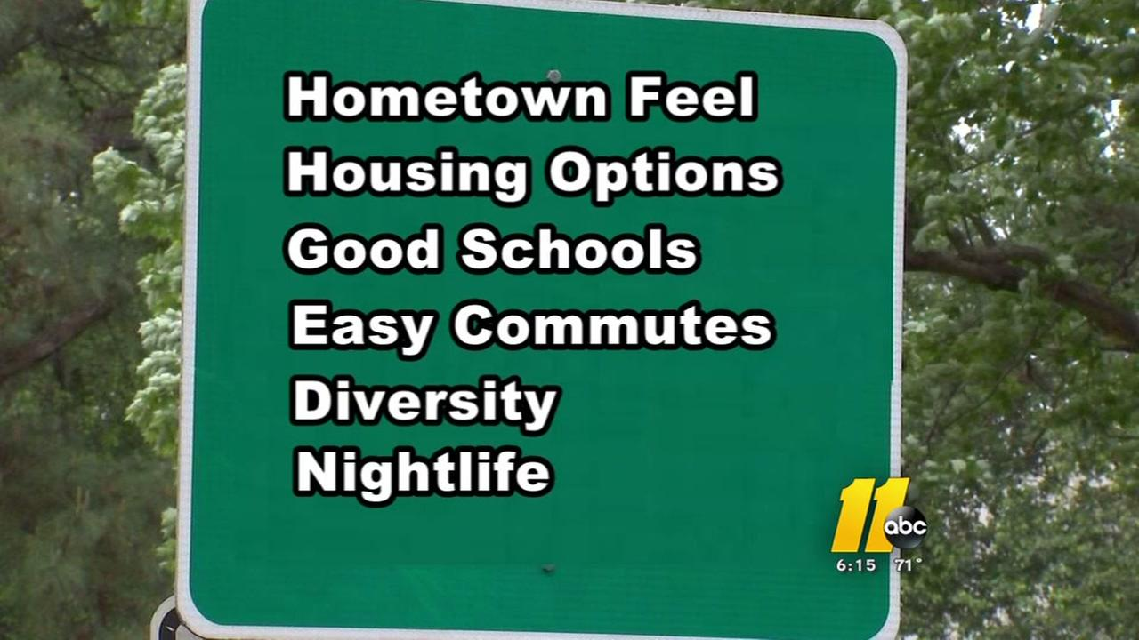 Morrisville named best place to live in NC