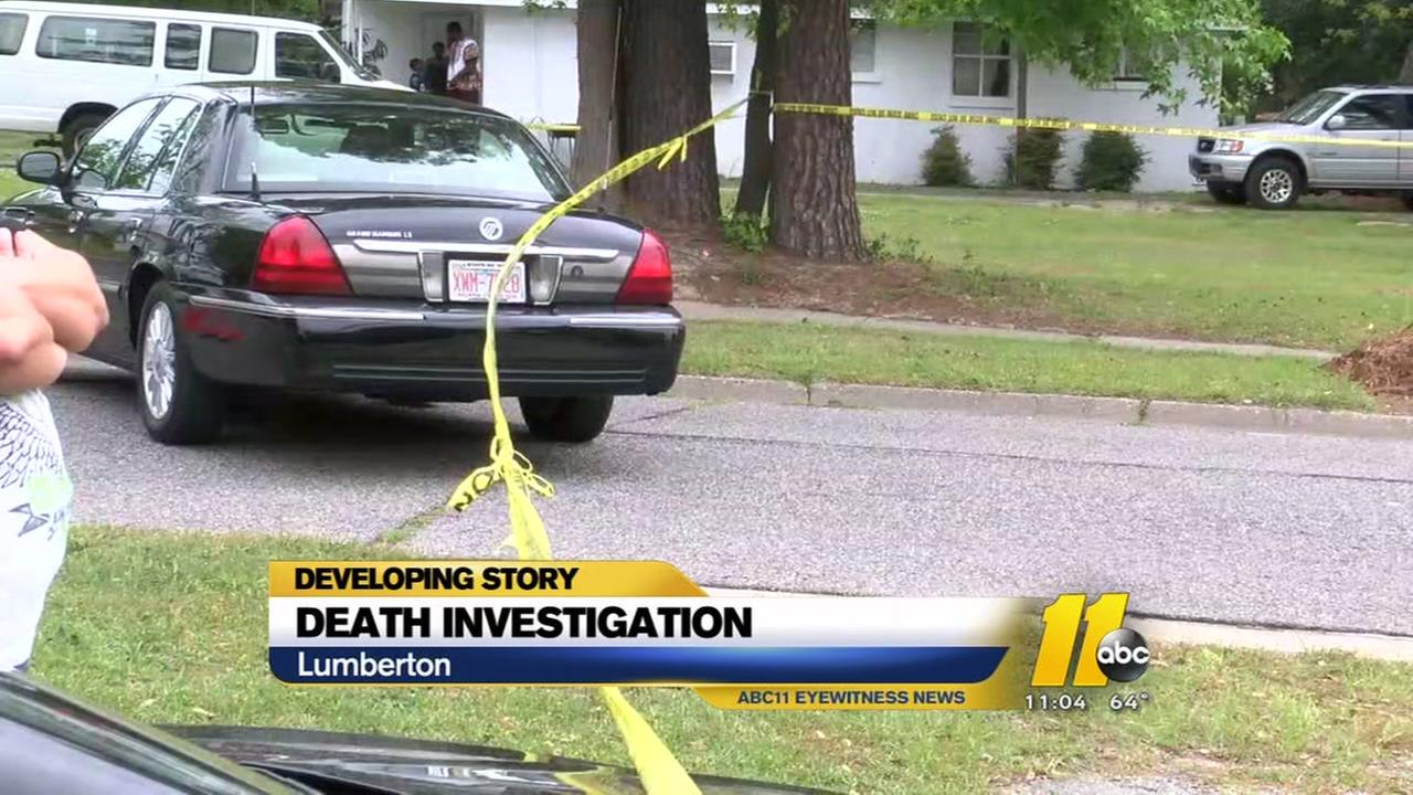 Two deaths, two crime scenes in Lumberton