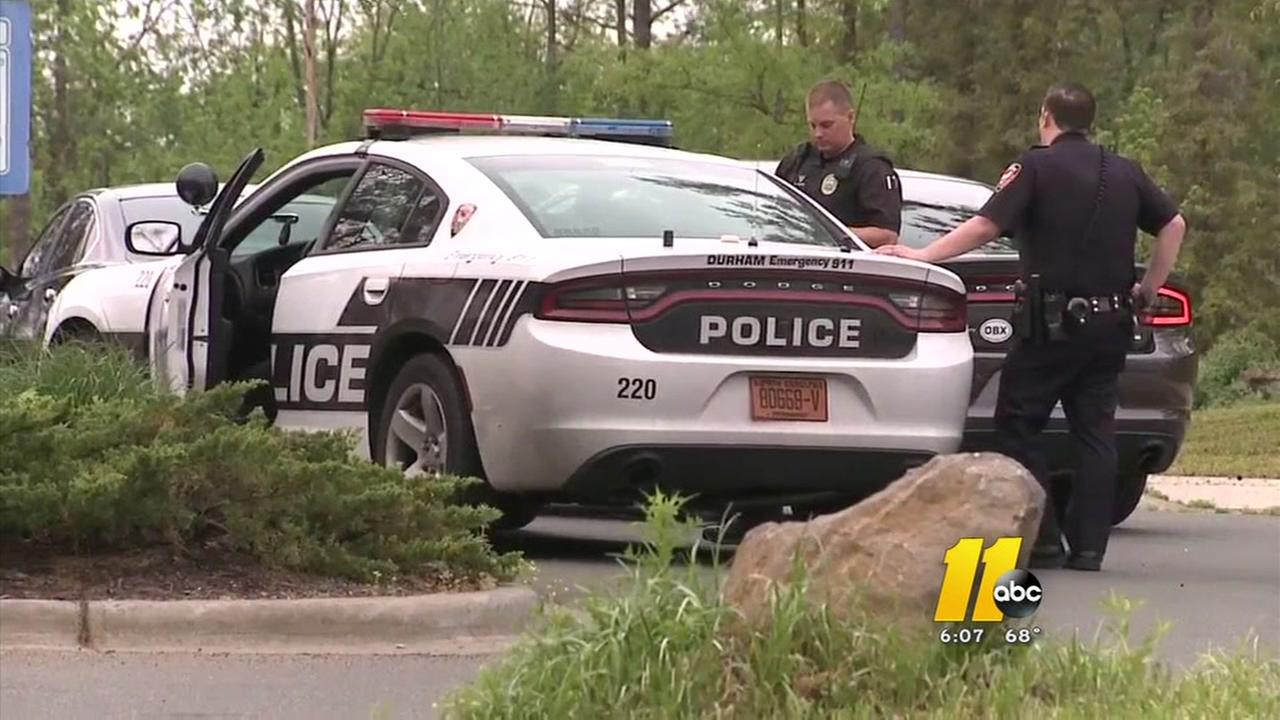 Durham Police employee arrested after chase